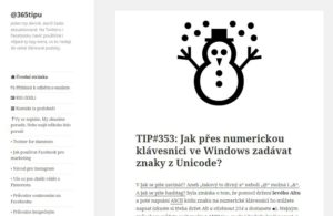 365tipů wordpress