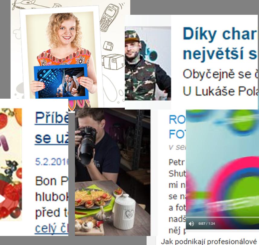 Bára Rektorová: Inspirujte Se Příběhy českých Podnikatelů
