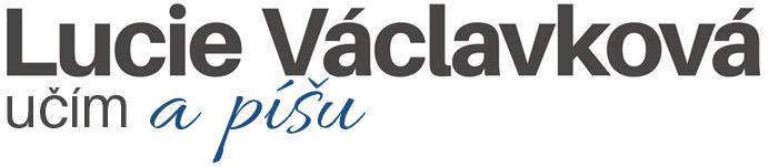 Lucie Václavková  Logo
